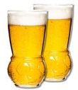 lglas 2-Pack  &quot;Fotboll &quot;
