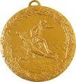Medalj prglad &quot;Fotboll&quot; 50 mm 