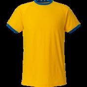 Sverige T-shirt  Inklusive 1-Färgstryck